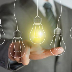 アイデアを実践して業務効率化